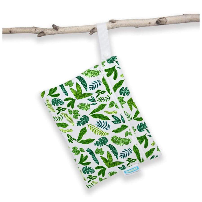 Thirsties Mini Wet Bag - O2 Revival | Thirsties | Cloth Diaper Accessory