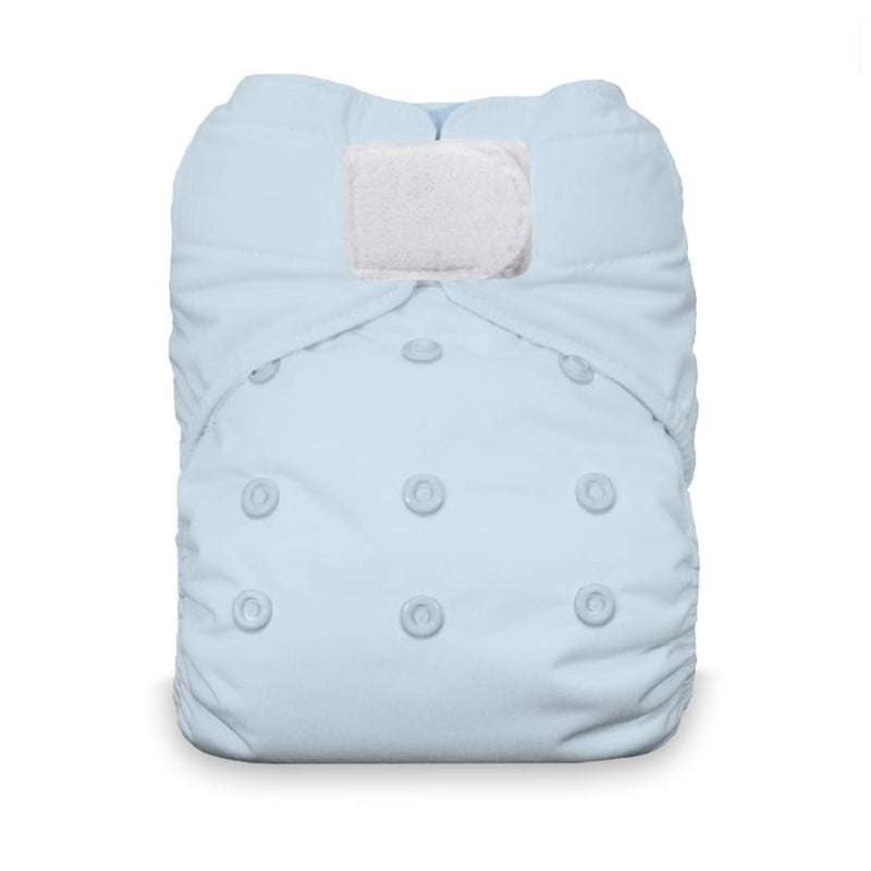 Thirsties One Size All In One H&L - Ice Blue | Thirsties | Cloth Diaper