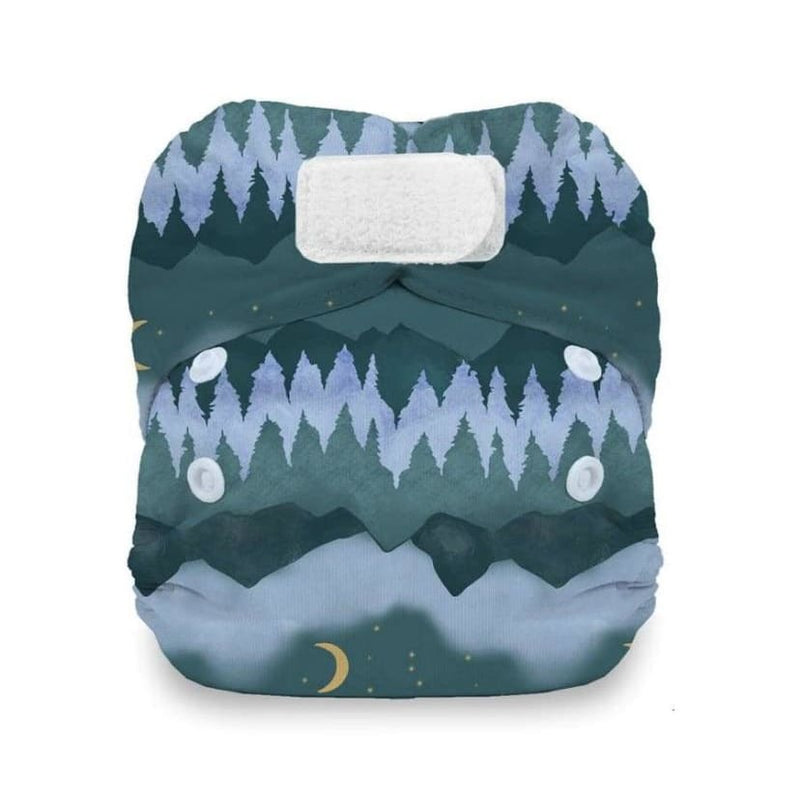 Thirsties One Size All In One H&L - Mountain Twilight | Thirsties | Cloth Diaper