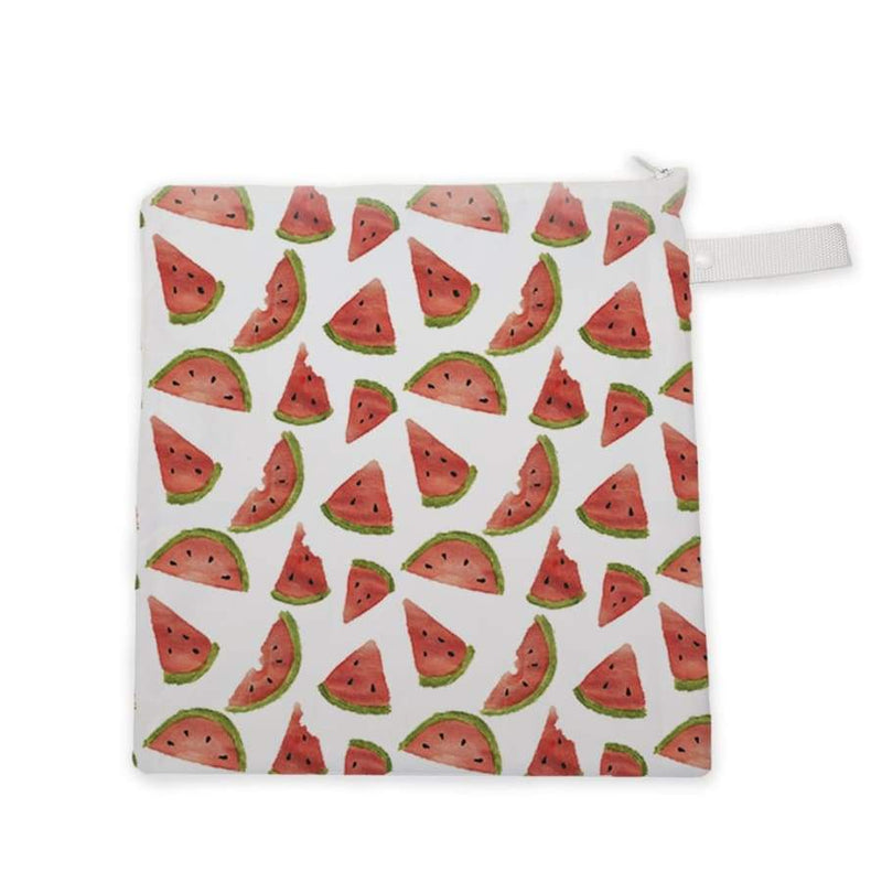 Thirsties Wet Dry Bag - Melon Party | Thirsties | Cloth Diaper Accessory