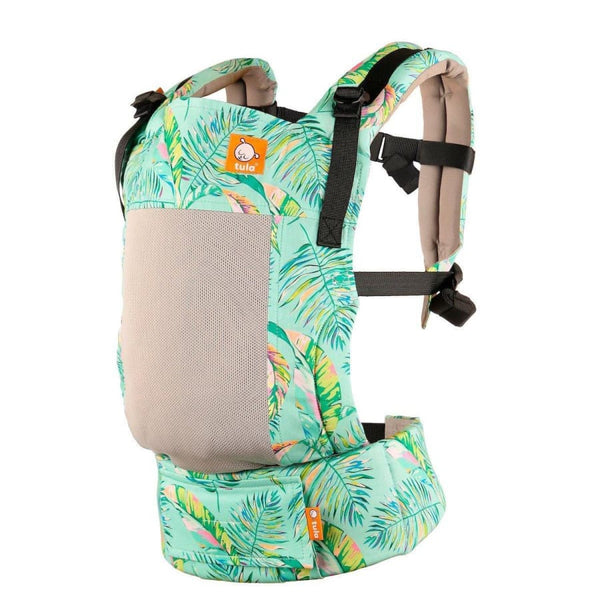 Tula Coast Toddler Carrier - Electric Leaves | Tula | Baby Carrier
