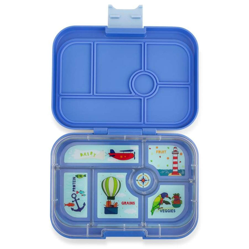 Yumbox Lunch Jodphur Blue 6 Compartment | Yumbox | Baby Feeding