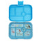 Yumbox Lunch Box Nevis Blue 6 Compartment