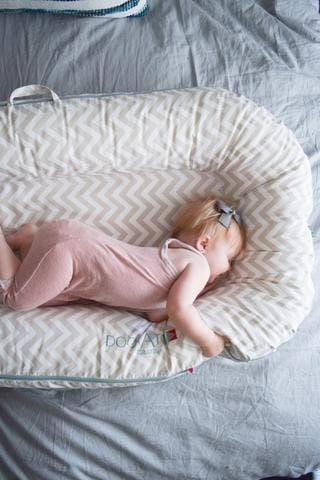 All About Sleep Nests! DockATot vs Cocoonababy
