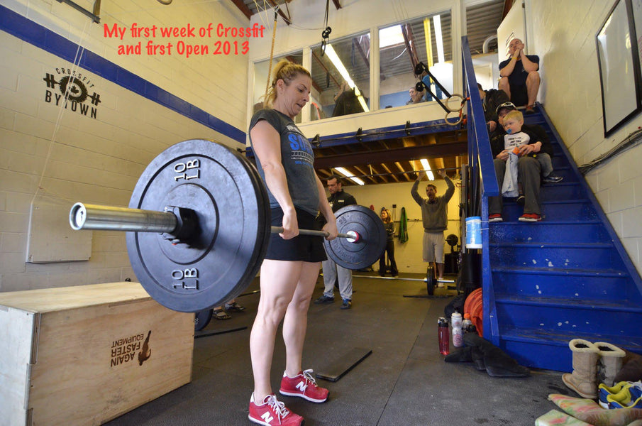 Why I Signed Up for The CrossFit Open