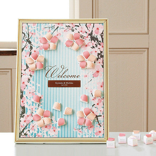 Blooming Sakura Favor Box Set (36pcs)