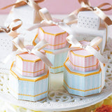 Franc Merry Sweet Favor Box with Cookies (24pcs)