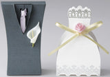 Bride & Groom Favor Box