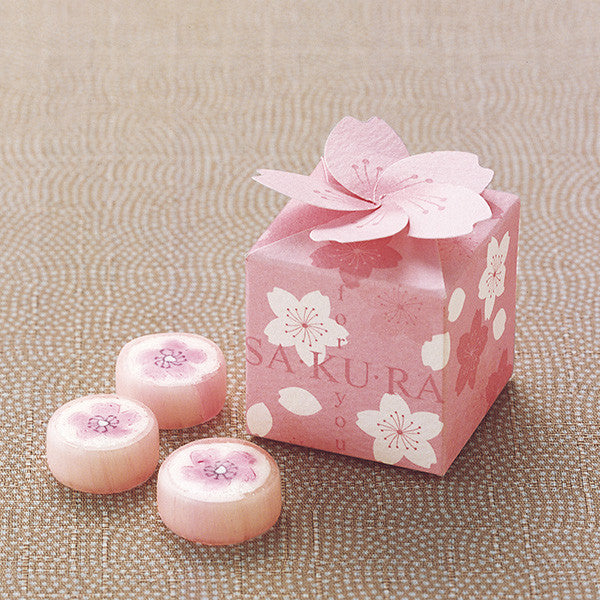 Sakura Favor Box