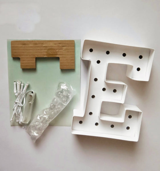 Marquee Letters Kit - Alphabet English Letters A-Z