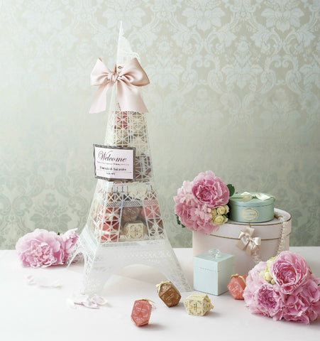 Paris de Tower Favors Set