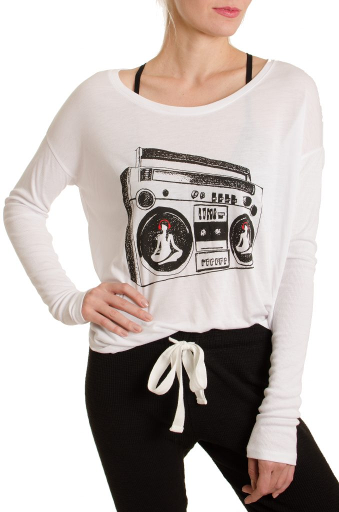 boombox pullover