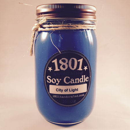 City of Light - 16 oz Soy Candle