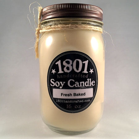 Fresh Baked - 16 oz Soy Candle