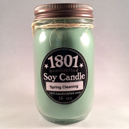 Spring Cleaning - 16 oz Soy Candle