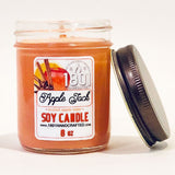 Apple Jack Wine - 8 oz Soy Candle