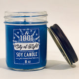 City of Light - 8 oz Soy Candle