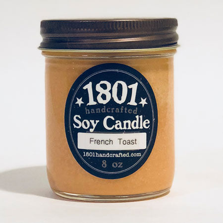 French Toast - 8 oz Soy Candle
