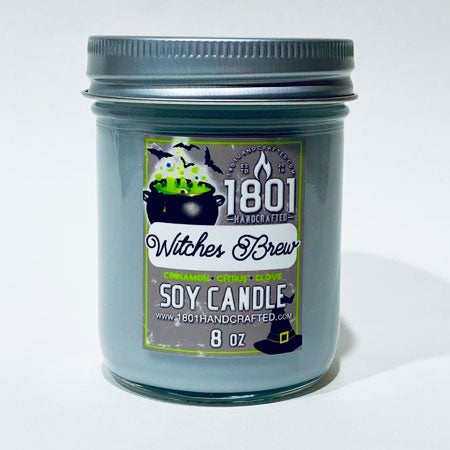 Witches Brew - 8 oz Soy Candle
