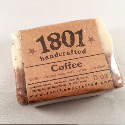 Coffee - 5 oz Soap