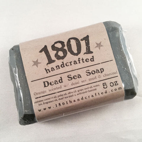 Dead Sea - 5 oz Soap