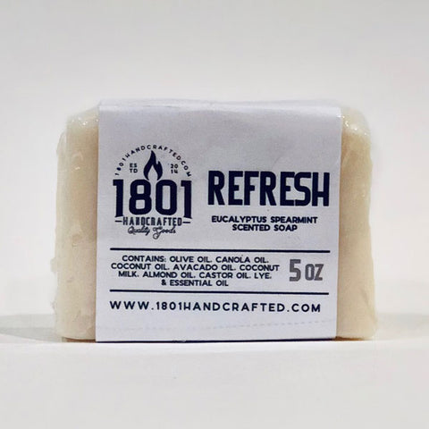 Refresh - 5 oz Soap