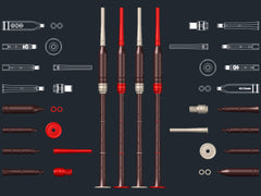 #3DChanter - a Pocket Practice Chanter