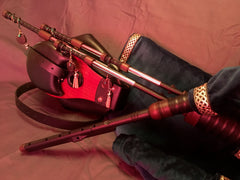 50% Deposit for Lindsay System Scottish Smallpipes v3.5