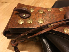 Bellows for Scottish Smallpipes