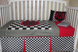 Dodge Ram 5 Piece Crib Bedding Set