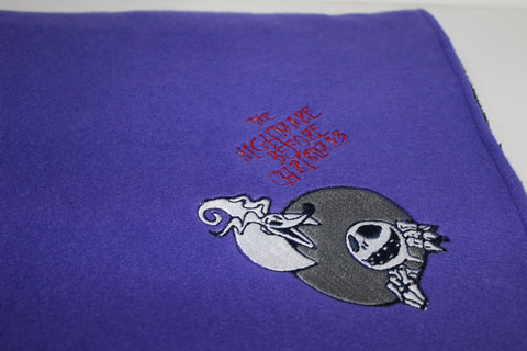 Jack Skellington Nightmare Before Christmas  Snugly Cuddle blanket