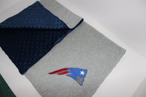 NFL  Snugly Cuddle Blanket