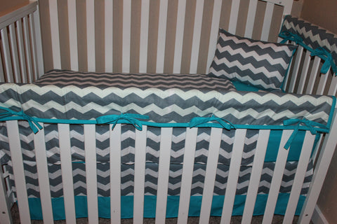 Chevron 3 Piece Railgaurd Set