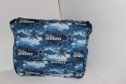 Dallas Cowboy Messenger Diaper Bag