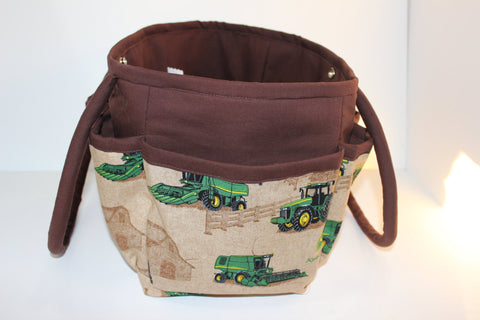 John Deere  Multi-Pocket Diaper Bag