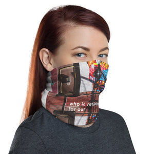 Neck Gaiter Face Mask