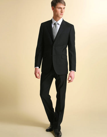 Reiss Palma 2 Button Plain China Suit