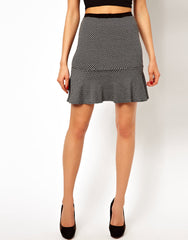 ASOS Hobble Hem Pencil Skirt