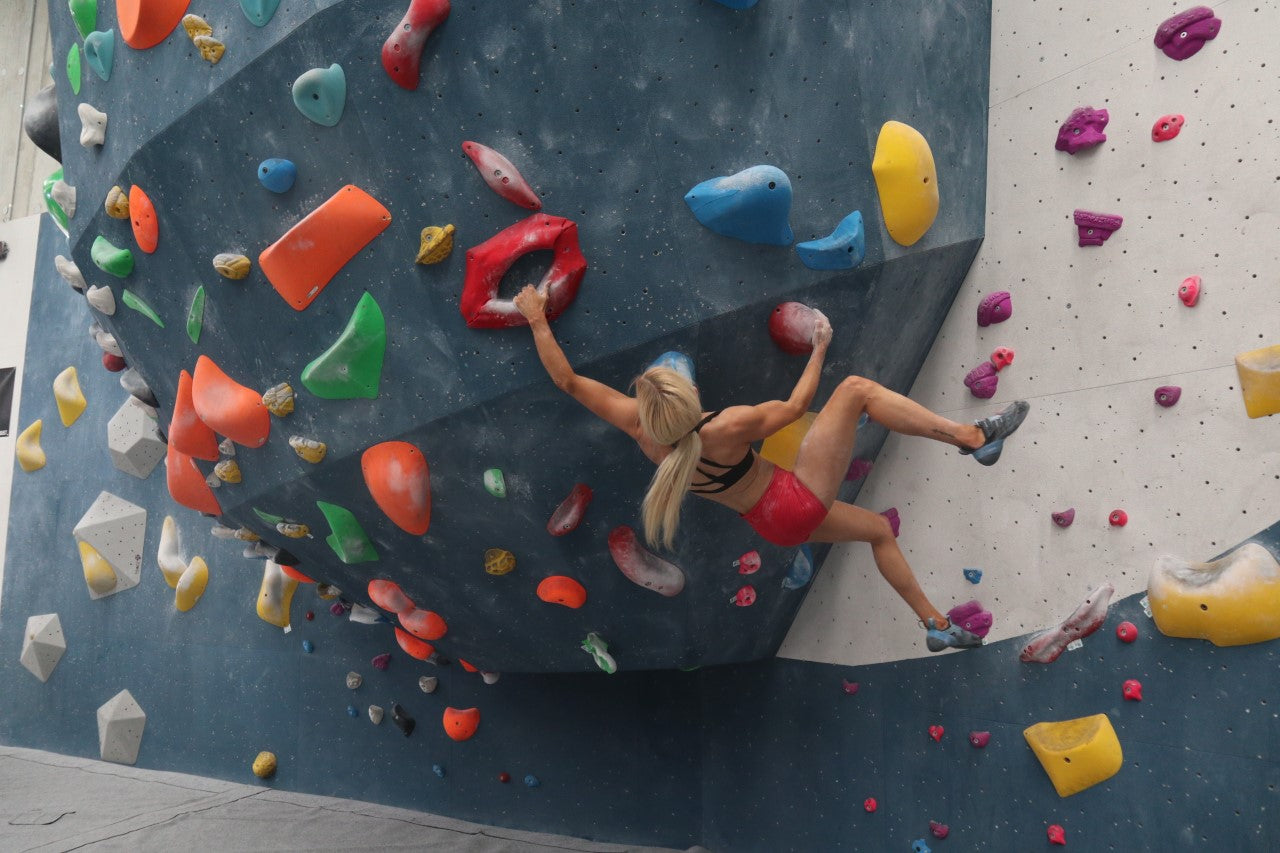Climbing. Train Smarter: Stop Training Like a Small Man & Get More Out of Your Sessions