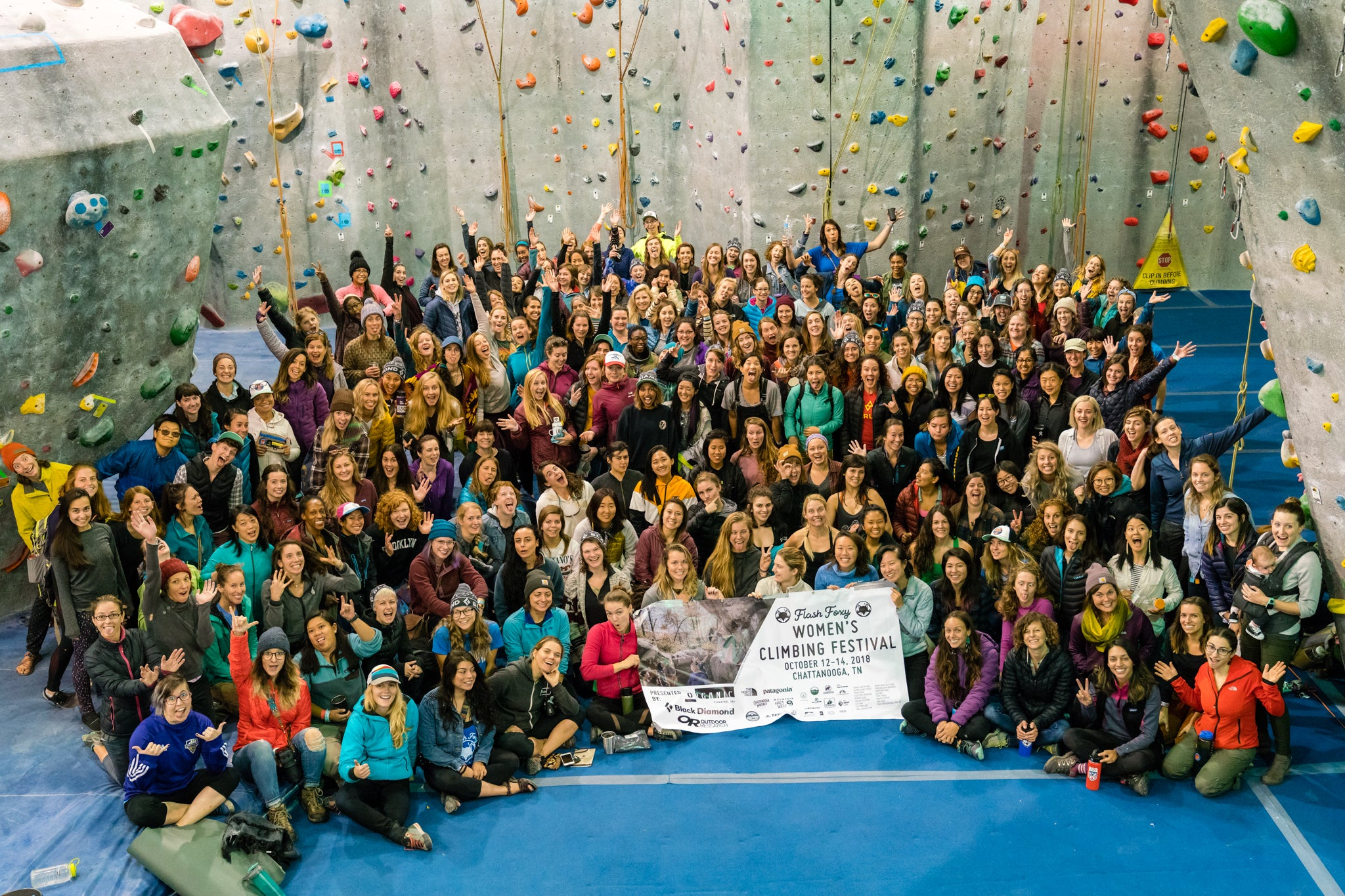 Women's Climbing Festival (Part One)