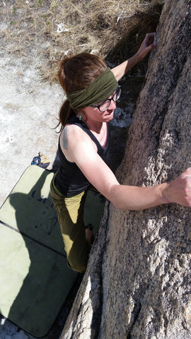 Finding your strength in climbing1