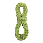 9.7mm Lightning Pro Dynamic Double-Dry, BlueWater Ropes Fluorescent (60m)