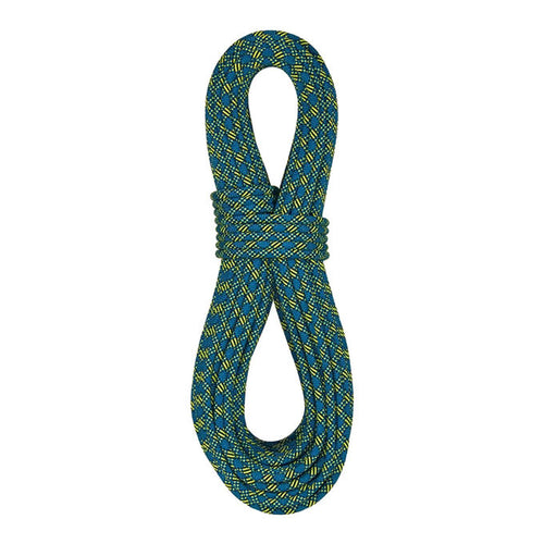 8.4mm Excellence Twin Dynamic Double-Dry, BlueWater Ropes Blue (60m)