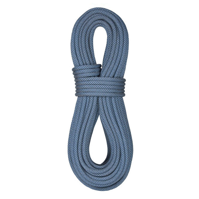 10.2mm Double-Dry Eliminator Dynamic BlueWater Ropes - 60m / Blue/Black - Ropes - HoldBreaker - 4