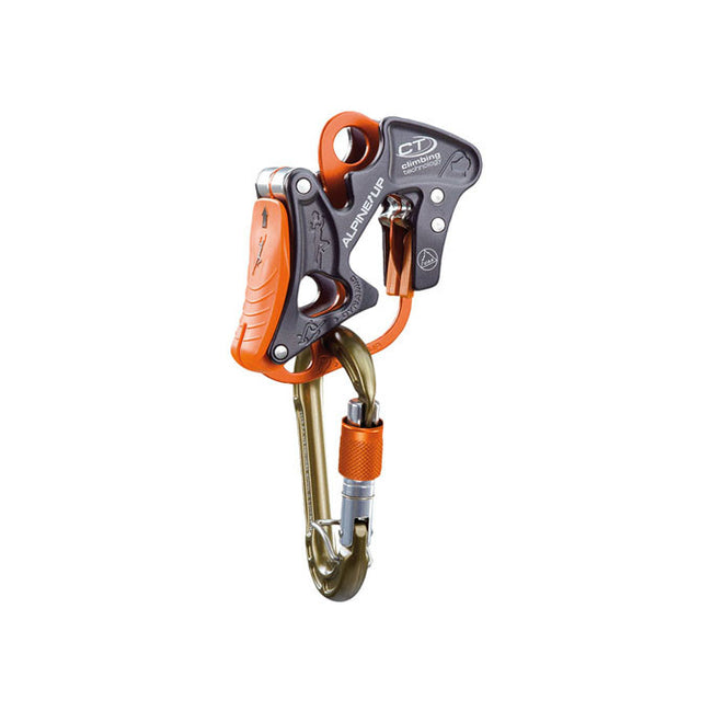 Climbing Technology Alpine Up belay device -  - Belays - HoldBreaker - 1