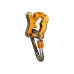 Climbing Technology Click Up (HMS carabiner included) - Yellow - Belays - HoldBreaker - 2