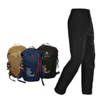 Kailas 9a Men's Black Climbing Trousers