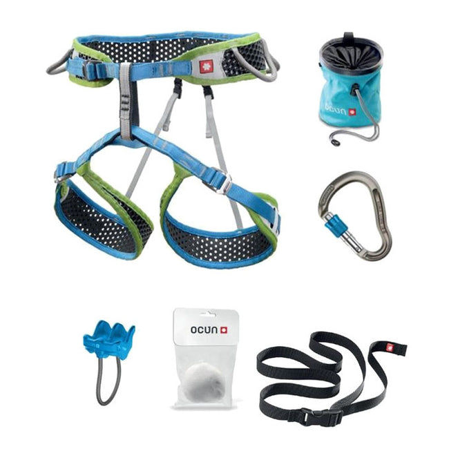 Ocun WeBee Adventure Bundle - S - Harnesses - HoldBreaker