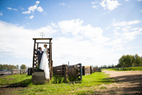 D&A Wedding - Loading Chute