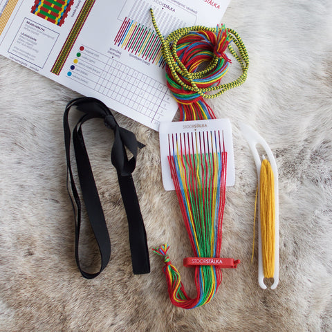 Band weaving kit Small
